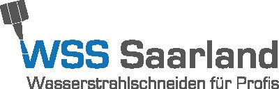 Wasserstrahlschneiden Saarland Logo
